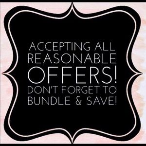 💞 THANK YOU FOR ALL SHARES, OFFERS & PURCHASES 💞